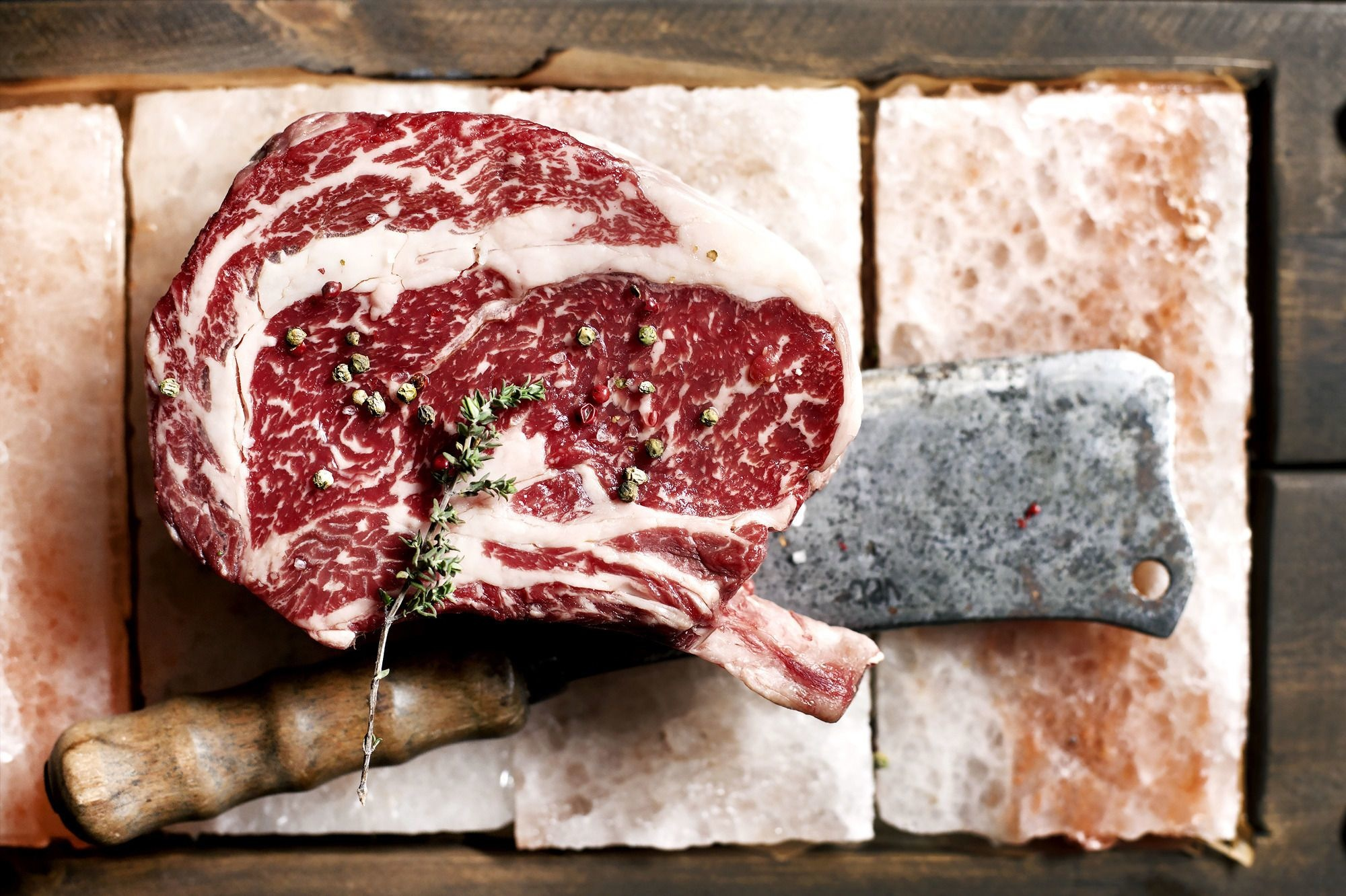 Bone In Rib Eye , Getty Images/iStockphoto