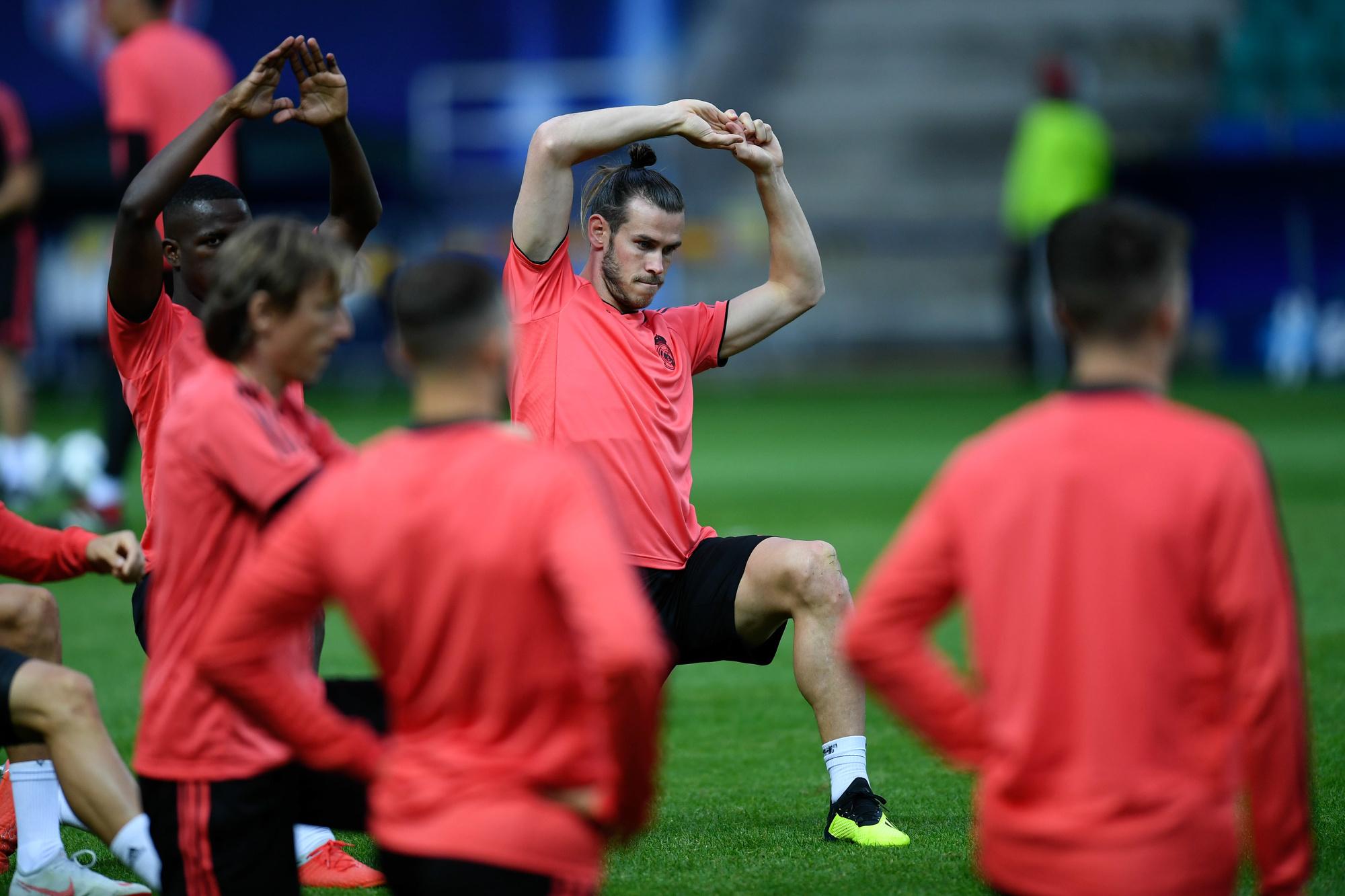 Bale flirtte uitgebreid met Jiangsu Suning, maar de transfer werd opgeblazen., belgaimage