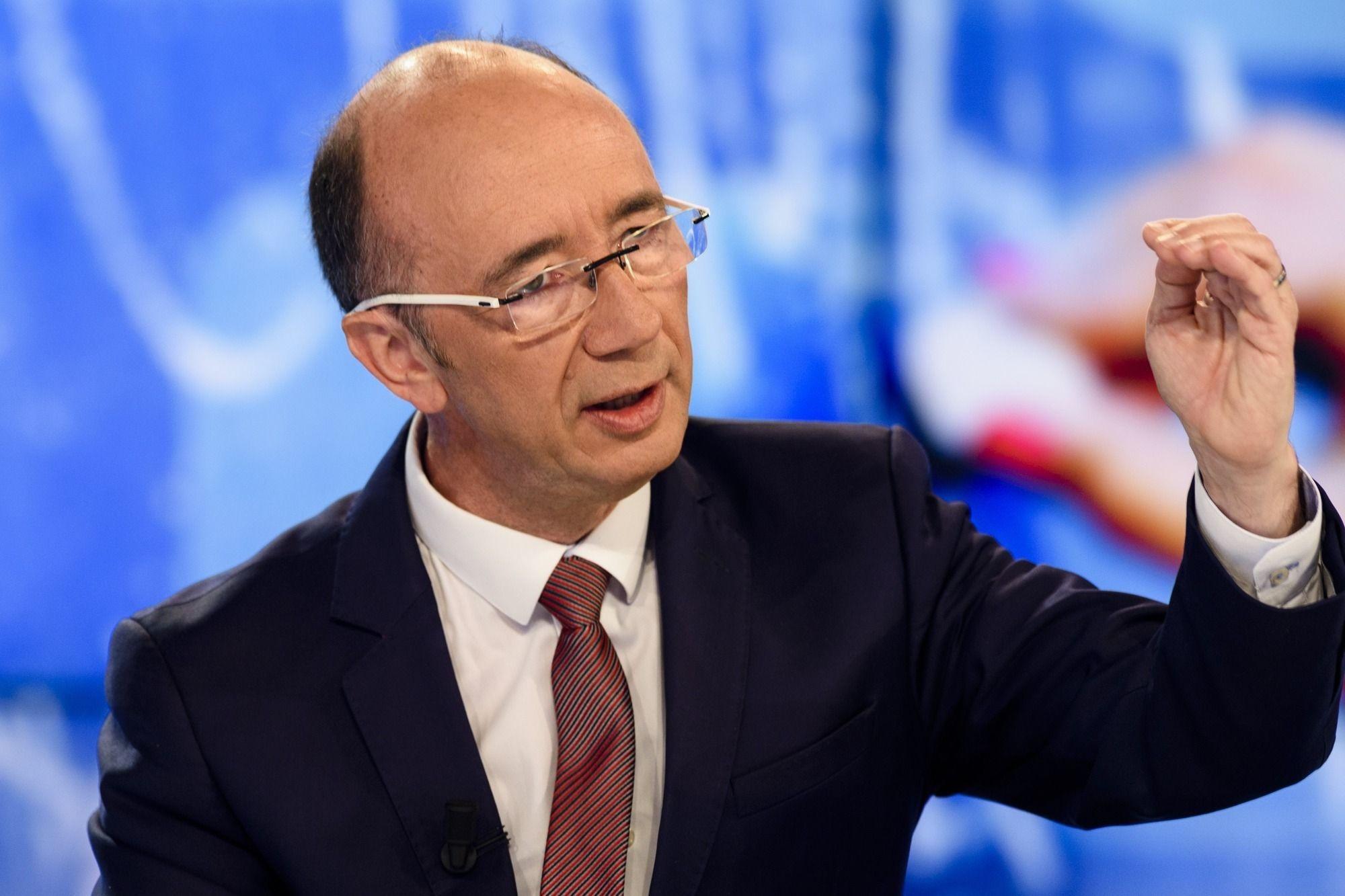 Rudy Demotte, ministre president de la Fédération Wallonie Bruxelles (14/05/2017), BELGAIMAGE