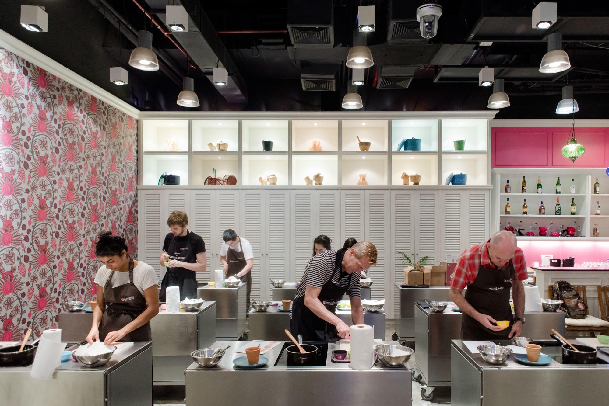 Issaya Cooking Studio, DR