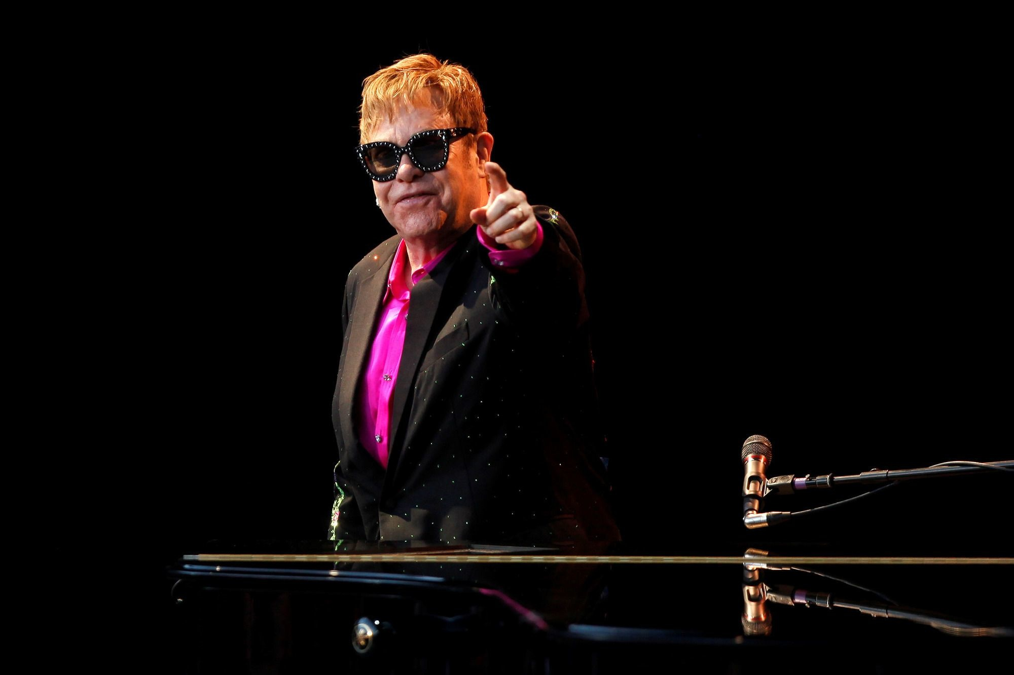Sir Elton John, REUTERS