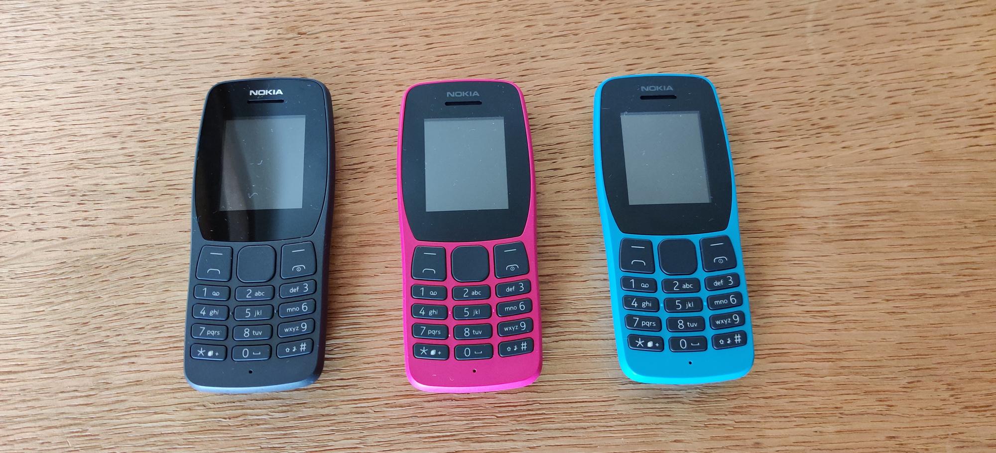 Nokia 110, PVL