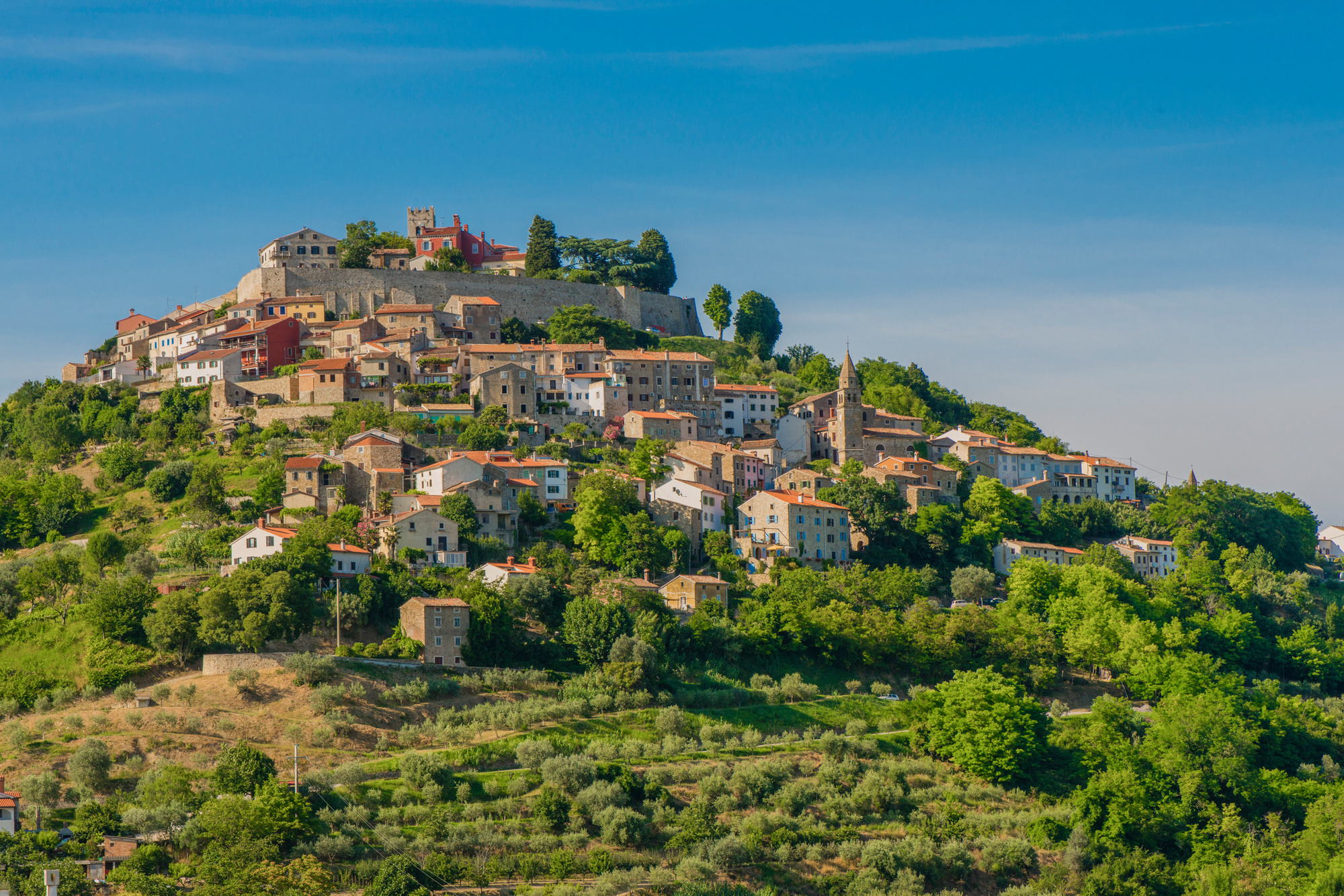 Motovun, Getty Images