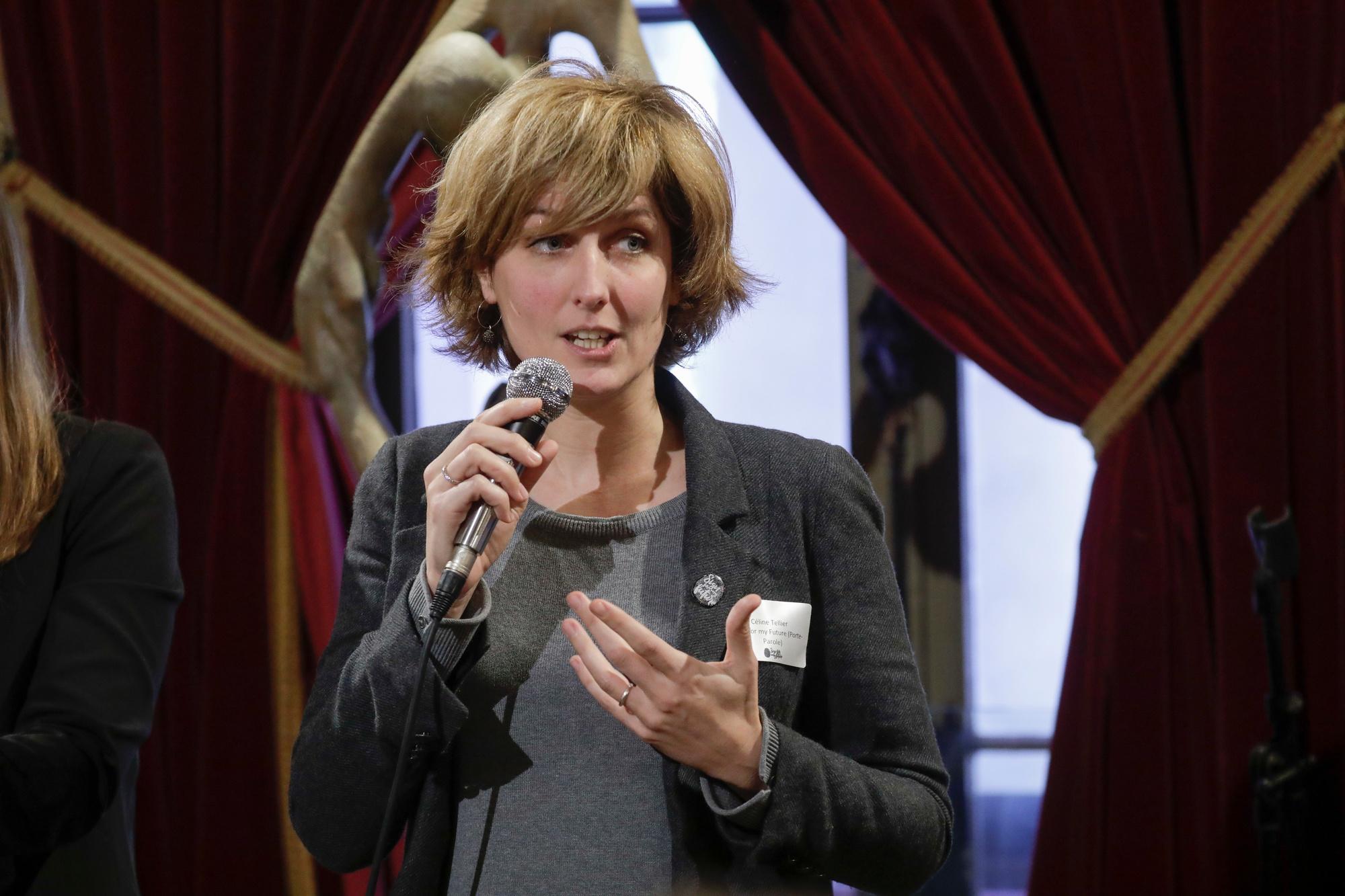 Céline Tellier, BELGA IMAGE
