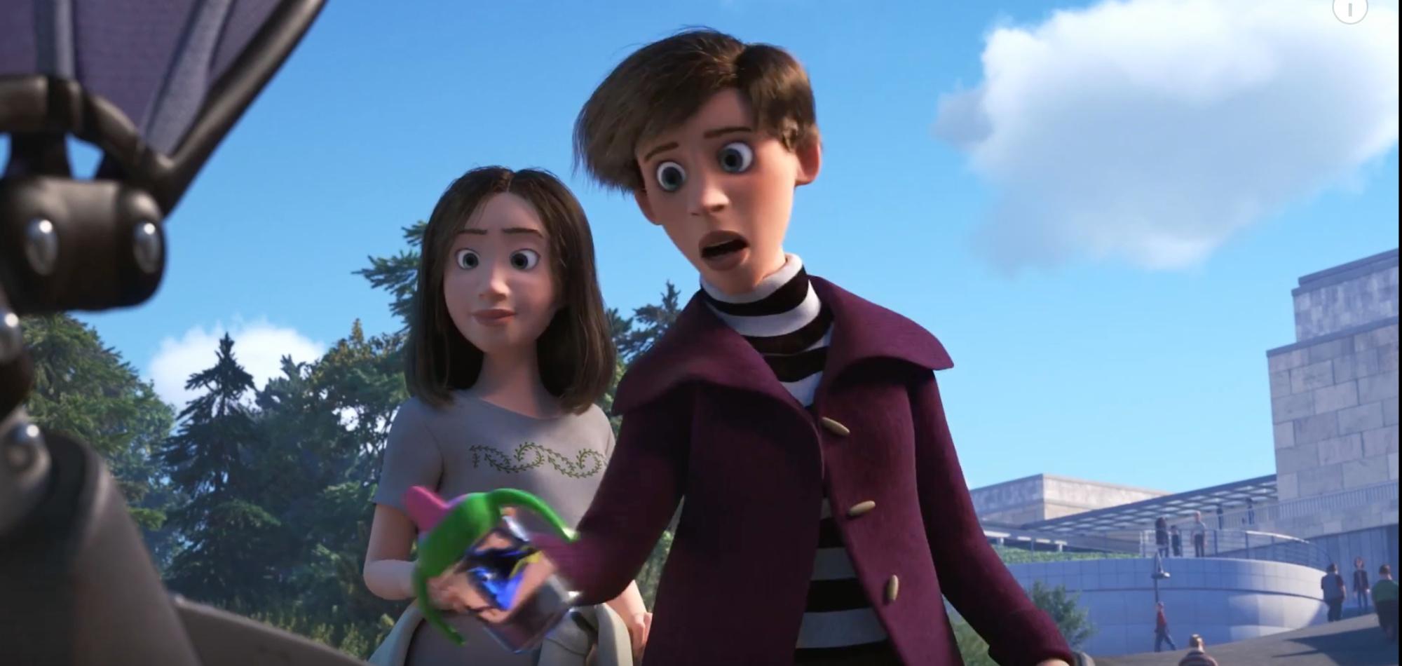 Un couple lesbien dans Le Monde de Dory, Pixar