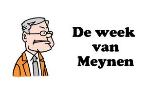 De week van Meynen: het afscheid van Kris Peeters