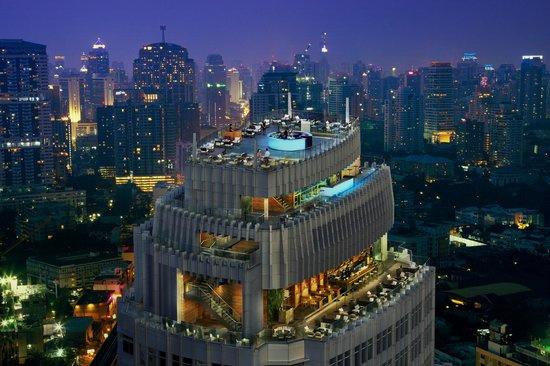 Octave Rooftop & Lounge Bar., Foto R.V.