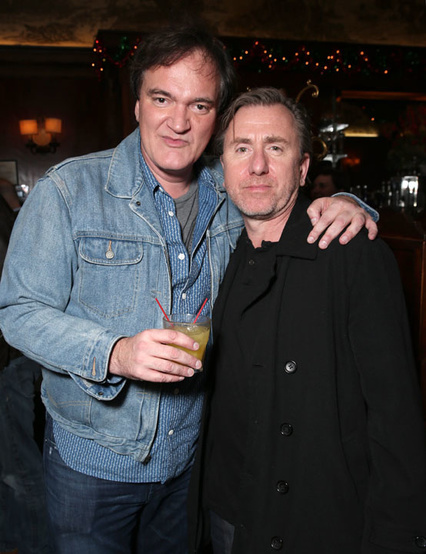 Quentin Tarantino et Tim Roth, Getty Images