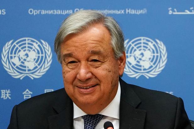 tout sur Antonio Guterres, l'ONU  et le changement climatique