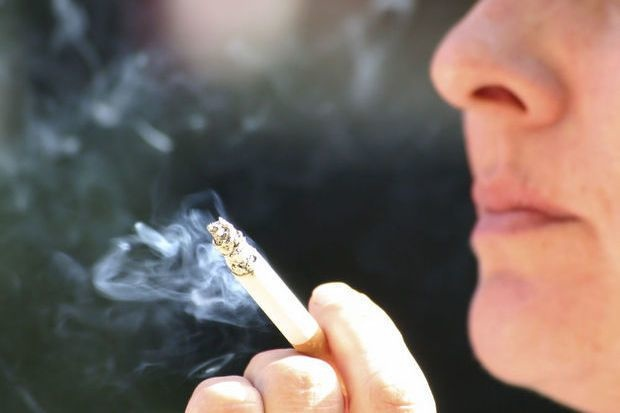 Rokers Kunnen Gratis Longen En Nicotineverslaving Laten Testen