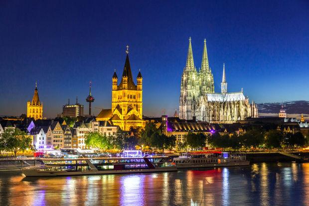 Cologne, Getty