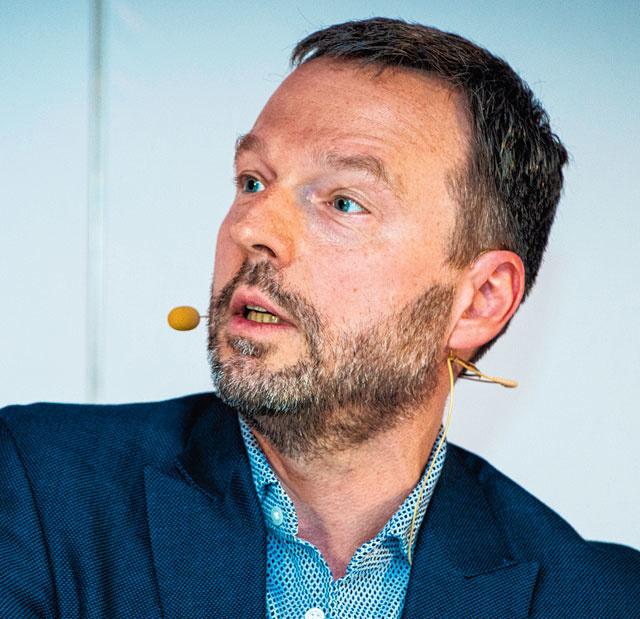 Pierre Wunsch, gouverneur de la Banque nationale de Belgique, Dann