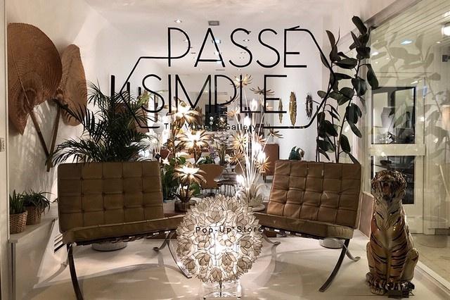 Pop-up store Passé Simple, Dumortierlaan 49, 8300 Knokke-Heist, PS