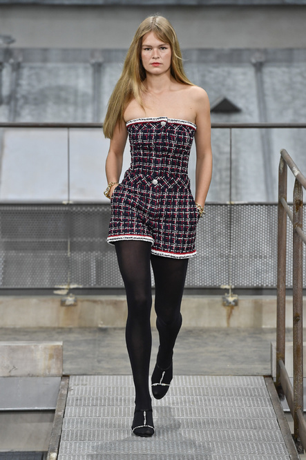 Défilé Chanel, 1er octobre 2019, Getty Images