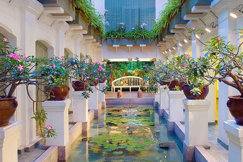 Mandarin Oriental Spa., Foto R.V.