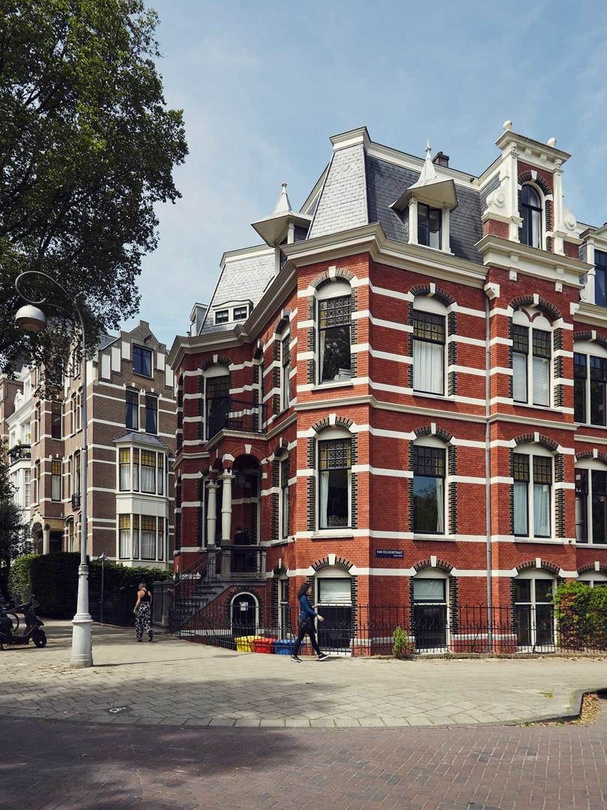 Xupes vestigde de nieuwe winkel in dit traditionele Nederlandse pand, Xupes