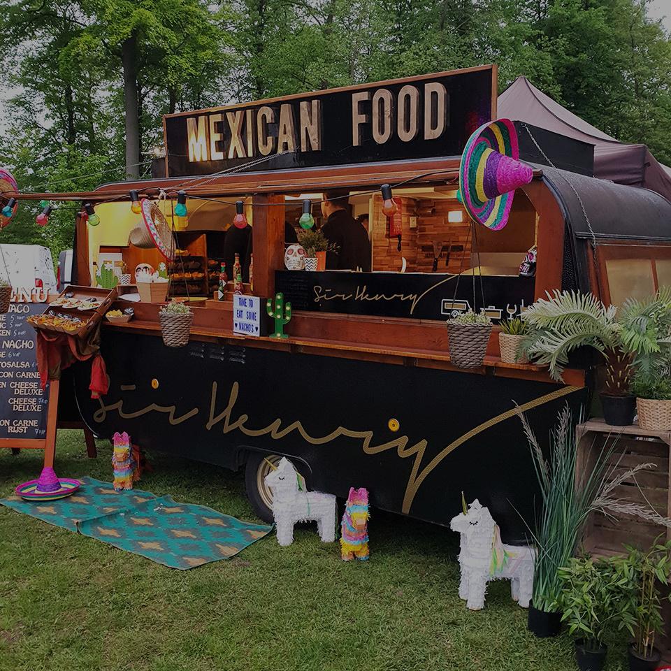 Het Foodtruck Festival in Luik., Foto R.V.