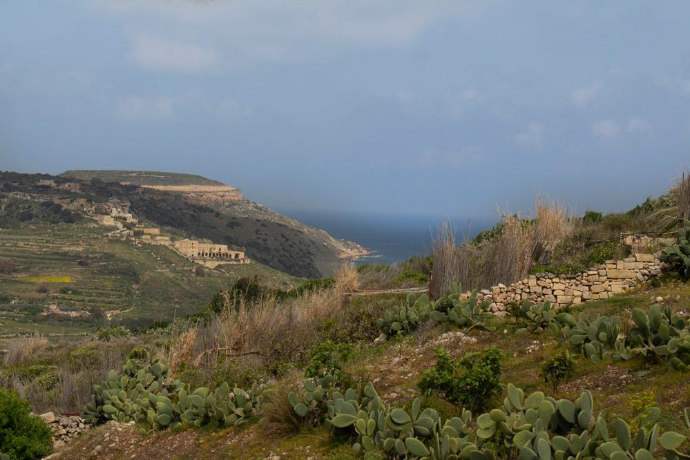 L'île de Gozo est l'endroit idéal pour faire de la randonnée en famille., Mailys Chavagne