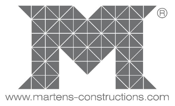 MARTENS ADVIES & CONSTRUCTIE bvba