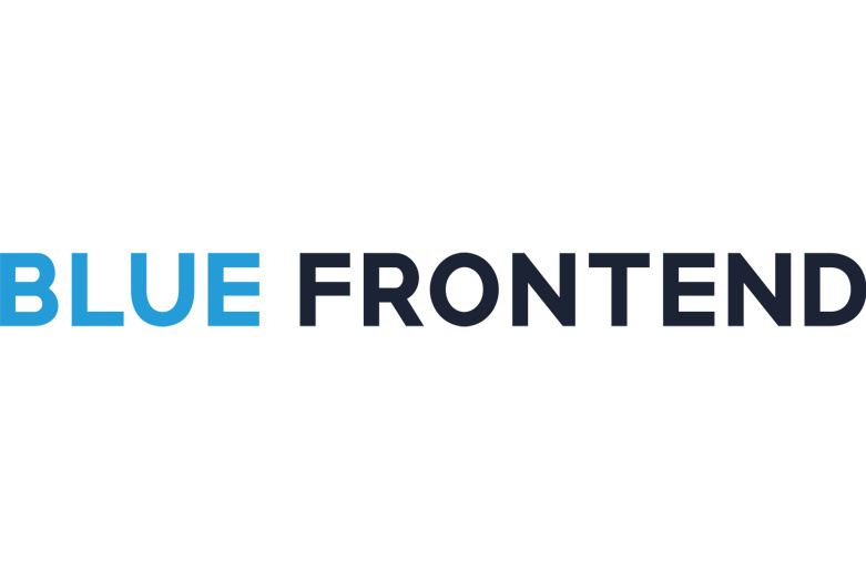 BLUE FRONTEND